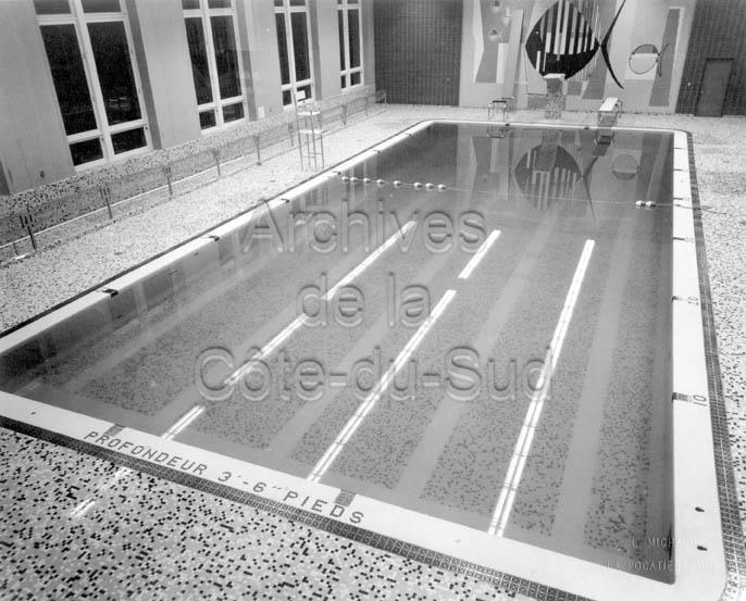 Soci t historique de la c te du sud for Cegep la pocatiere piscine